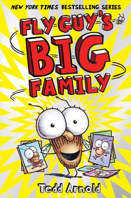 Fly Guy's Big Family