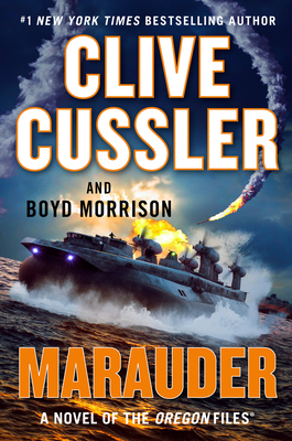 Marauder: The Oregon Files Book 15