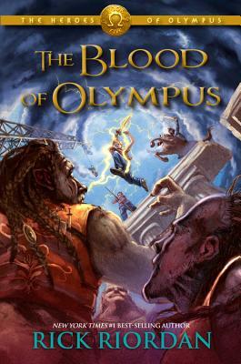 The Blood of Olympus (Heroes of Olympus #05)