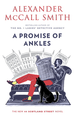 A Promise of Ankles: 44 Scotland Street #14