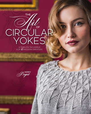 The Art of Circular Yokes: A Timeless Technique for 15 Modern Sweaters