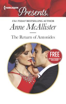 The Return of Antonides: Christmas at the Castello (Bonus Novella)