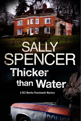 Thicker Than Water: A British Police Procedural Set in 1970s