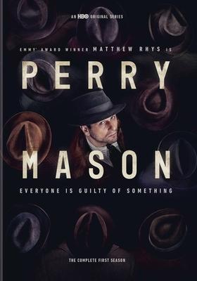 Perry Mason-Complete 1st Season
