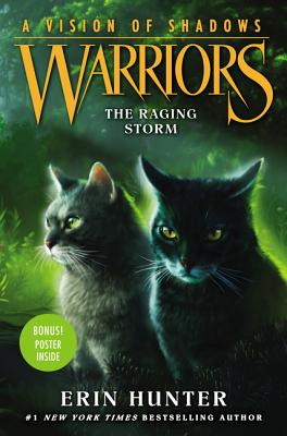 Warriors-A Vision of Shadows: The Raging Storm #6