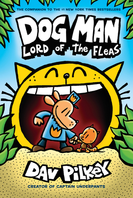 Dog Man-Lord of the Fleas