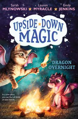 Dragon Overnight: Upside-Down Magic #4