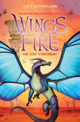 The Lost Continent: Wings of Fire Book 11
