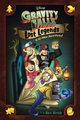 Gravity Falls the Graphic Novel