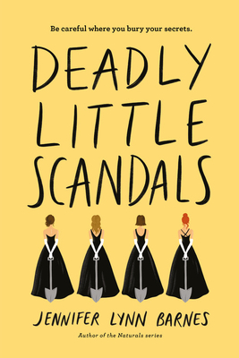 Deadly Little Scandals (Debutantes, Book Two)