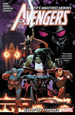Avengers by Jason Aaron Vol. 3: Kingdom of Vampires