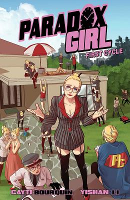 Paradox Girl Volume 1