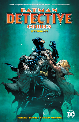 Batman: Detective Comics Vol. 1: Mythology