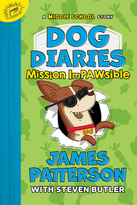 Dog Diaries Mission Impawsible: A Middle School Story