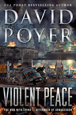 Violent Peace: A Dan Lenson Novel
