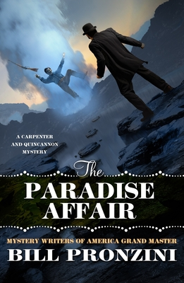 The Paradise Affair: A Carpenter and Quincannon Mystery