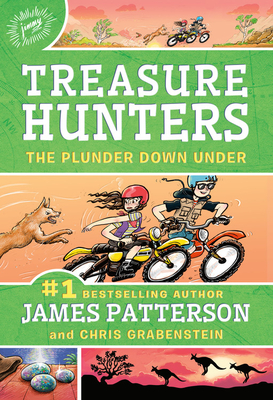 The Plunder Down Under: Treasure Hunters