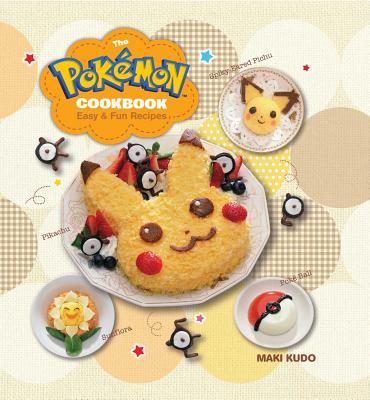 The Pokemon Cookbook: Easy & Fun Recipes
