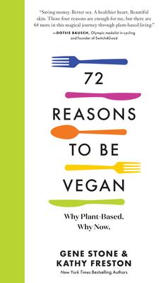 50 Reasons We Should All Be Vegan