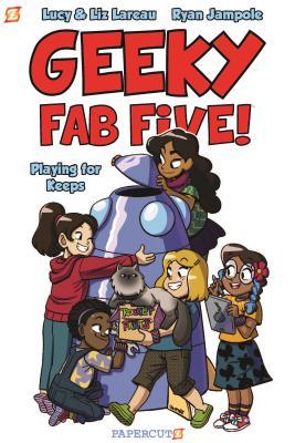 """Geeky Fab Five Vol. 1 """"It's Not Rocket Science"""""""