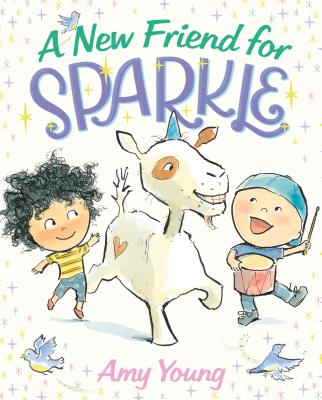 A New Friend for Sparkle