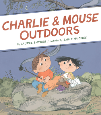 Charlie and Mouse Outdoors: Book 4