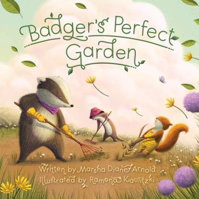 Badger's Pefect Garden