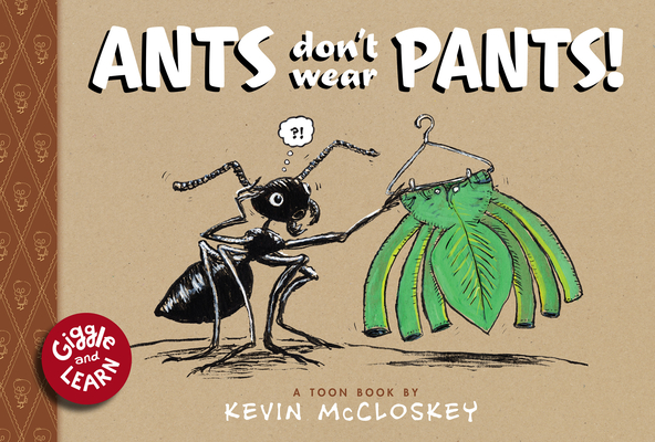 Ants Don't Wear Pants: Toon Level 1