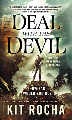 Deal with the Devil: A Mercenary Librarians Novel