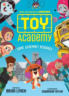 Toy Academy: Some Assembly Required (Toy Academy #1)